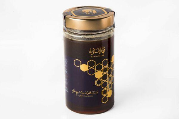 خلطة العسل وغذاء ملكات النحل وحبوب اللقاح والعكبر، عسل غذاء الملکی، طريقة استخدام غذاء ملكات النحل للرجال