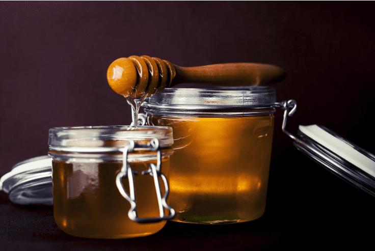 طريقة خلط العكبر والعسل