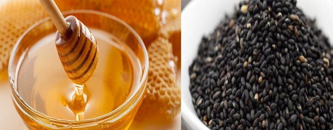 10 فوائد للعسل مع حبة البركة للجنس