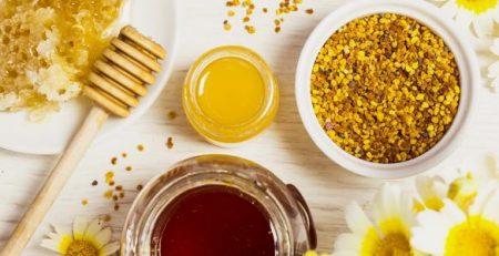 فوائد حبوب غذاء ملكات النحل
