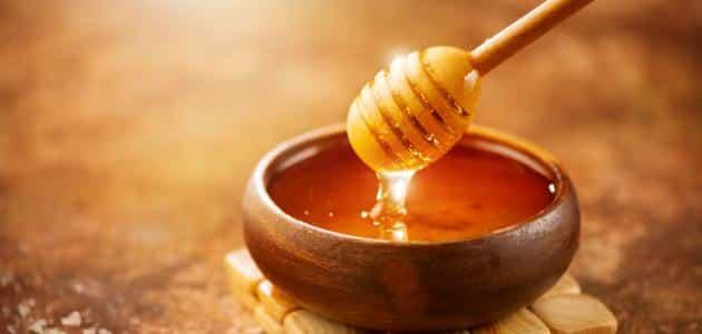 افضل نوع عسل للكحه