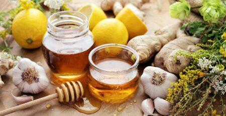 خلطة العسل وحبوب اللقاح للرجل