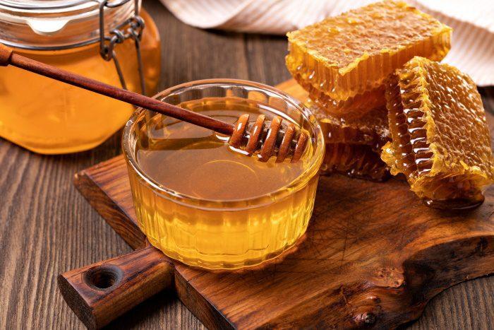 علاج مرض النقرس بالعسل