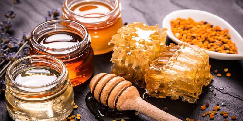 فوائد عسل النحل قبل النوم