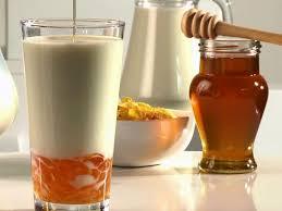 فوائد العسل مع الحليب للاطفال