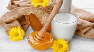 فوائد عسل السدر مع الحليب