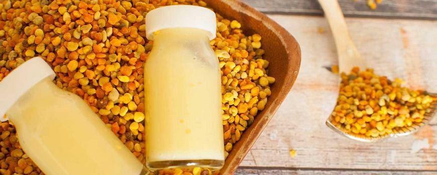 طريقة استخدام غذاء ملكات النحل للأطفال