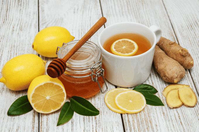 فوائد زنجبيل وليمون وعسل للحلق 2