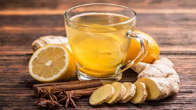 علاج التهاب الحلق بالعسل والزنجبيل