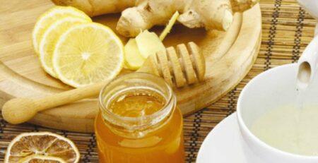 علاج سرعة القذف بالعسل والزنجبيل