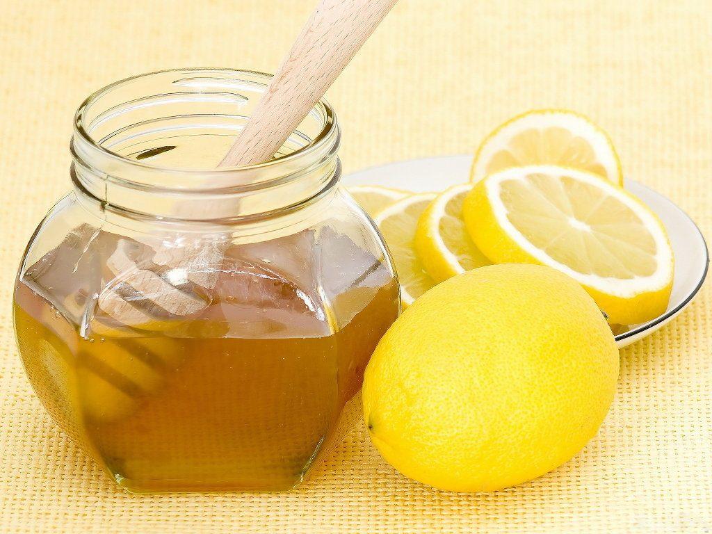 فوائد الليمون مع العسل